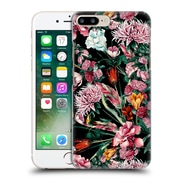 Official Riza Peker Flowers 2 Floral Ix Hard Back Case For Apple Iphone 7 Plus