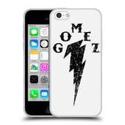 Official Selena Gomez Revival Art Distressed Thunderbolt Soft Gel Case For Apple Iphone 5C