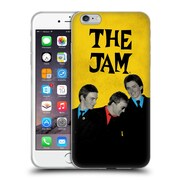 Official The Jam Key Art In The City Retro Soft Gel Case For Apple Iphone 6 Plus / 6S Plus