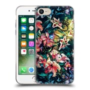 Official Riza Peker Flowers 2 The Night Of The Snakes Soft Gel Case For Apple Iphone 7