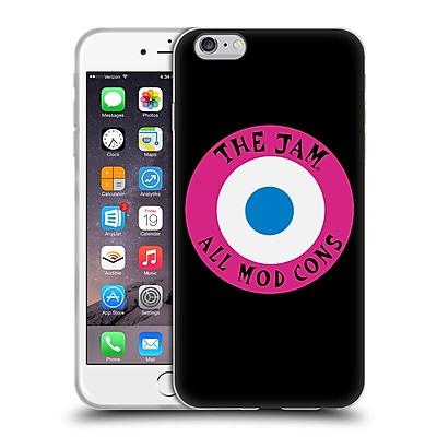 Official The Jam Key Art All Mod Cons Soft Gel Case For Apple Iphone 6 Plus / 6S Plus 24034621