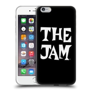 Official The Jam Key Art Black White Logo Soft Gel Case For Apple Iphone 6 Plus / 6S Plus