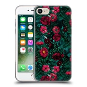 Official Riza Peker Flowers 3 Botanical Garden Iv Soft Gel Case For Apple Iphone 7