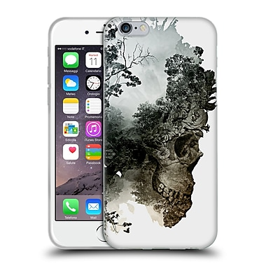Official Riza Peker Skulls Metamorphosis Soft Gel Case For Apple Iphone 6 / 6S