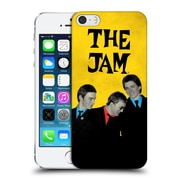 Official The Jam Key Art In The City Retro Hard Back Case For Apple Iphone 5 / 5S / Se