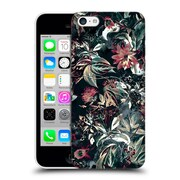Official Riza Peker Flowers Floral X Hard Back Case For Apple Iphone 5C