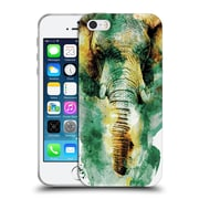 Official Riza Peker Animals Wild Africa Soft Gel Case For Apple Iphone 5 / 5S / Se