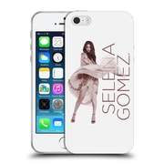 Official Selena Gomez Revival Tour 2016 Photo Soft Gel Case For Apple Iphone 5 / 5S / Se
