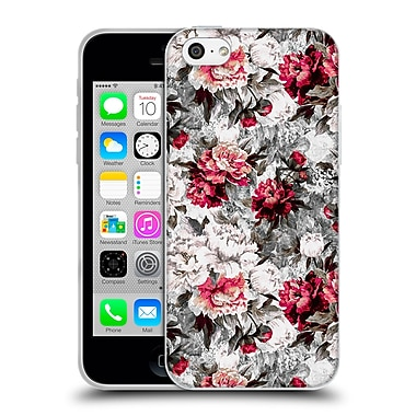 Official Riza Peker Flowers Floral Ii Soft Gel Case For Apple Iphone 5C