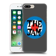 Official The Jam Key Art Target Logo Hard Back Case For Apple Iphone 7 Plus