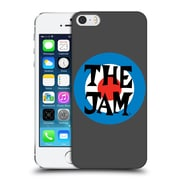 Official The Jam Key Art Target Logo Hard Back Case For Apple Iphone 5 / 5S / Se