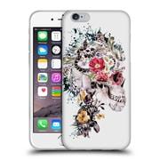 Official Riza Peker Skulls Momento Mori X Soft Gel Case For Apple Iphone 6 / 6S