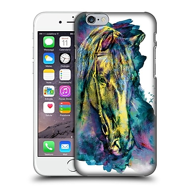Official Riza Peker Animals Horse Hard Back Case For Apple Iphone 6 / 6S