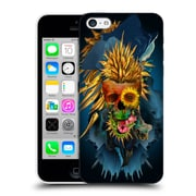 Official Riza Peker Skulls 4 Vivid Iii Hard Back Case For Apple Iphone 5C