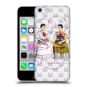 Official Frida Kahlo Self-Portraits White Background Hard Back Case For Apple Iphone 5C