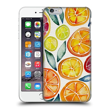 Official Cat Coquillette Fruits & Veggies Citrus Slices Hard Back Case For Apple Iphone 6 Plus / 6S Plus