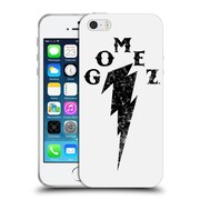 Official Selena Gomez Revival Art Distressed Thunderbolt Soft Gel Case For Apple Iphone 5 / 5S / Se