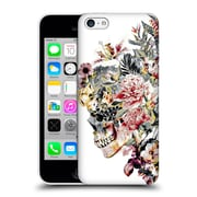 Official Riza Peker Skulls 2 Xii Hard Back Case For Apple Iphone 5C