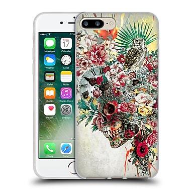 Official Riza Peker Skulls 2 Xiv Soft Gel Case For Apple Iphone 7 Plus