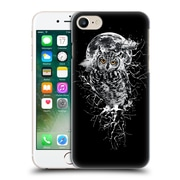 Official Riza Peker Animals 2 Owl Hard Back Case For Apple Iphone 7
