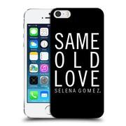 Official Selena Gomez Revival Art Same Old Love Hard Back Case For Apple Iphone 5 / 5S / Se