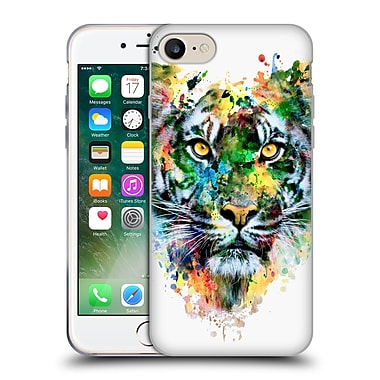 Official Riza Peker Animals 2 Tiger Soft Gel Case For Apple Iphone 7