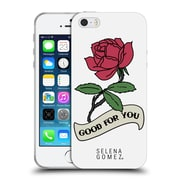 Official Selena Gomez Revival Art Good For You Soft Gel Case For Apple Iphone 5 / 5S / Se