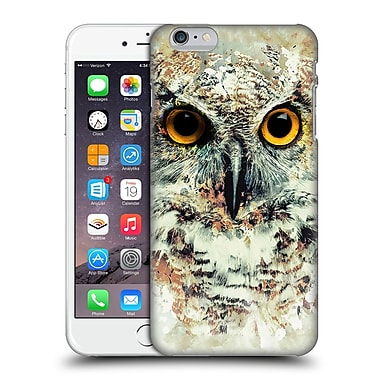 Official Riza Peker Animals Owl Ii Hard Back Case For Apple Iphone 6 Plus / 6S Plus