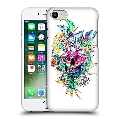 Official Riza Peker Skulls 2 Island Hard Back Case For Apple Iphone 7