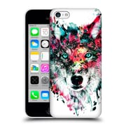 Official Riza Peker Animals Wolf Hard Back Case For Apple Iphone 5C