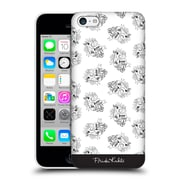 Official Frida Kahlo Typography White Heart Hard Back Case For Apple Iphone 5C
