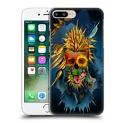Official Riza Peker Skulls 4 Vivid Iii Hard Back Case For Apple Iphone 7 Plus