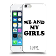 Official Selena Gomez Revival Art Me And My Girls Hard Back Case For Apple Iphone 5 / 5S / Se