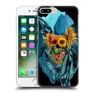 Official Riza Peker Skulls 4 Vivid Iv Hard Back Case For Apple Iphone 7 Plus