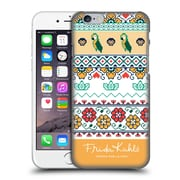 Official Frida Kahlo Coyoacan Patterns Tropical Hard Back Case For Apple Iphone 6 / 6S