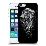 Official Riza Peker Animals 2 Owl Hard Back Case For Apple Iphone 5 / 5S / Se