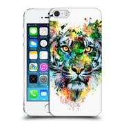 Official Riza Peker Animals 2 Tiger Hard Back Case For Apple Iphone 5 / 5S / Se