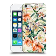 Official Riza Peker Flowers 2 Floral Iii Hard Back Case For Apple Iphone 5 / 5S / Se