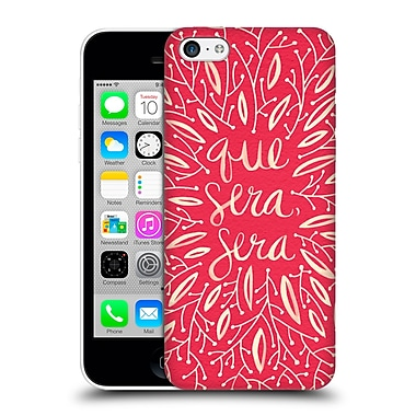 Official Cat Coquillette Quotes Typography 5 Whatever Will Be Melon Hard Back Case For Apple Iphone 5C