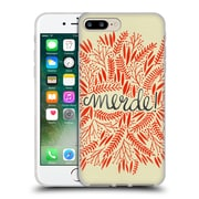 Official Cat Coquillette Quotes Typography 4 Merde Red Soft Gel Case For Apple Iphone 7 Plus