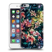 Official Riza Peker Flowers 2 The Night Of The Snakes Soft Gel Case For Apple Iphone 6 Plus / 6S Plus