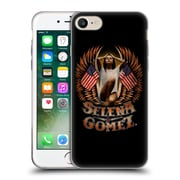 Official Selena Gomez Revival Biker Fashion Soft Gel Case For Apple Iphone 7