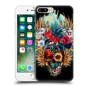 Official Riza Peker Skulls 4 Vivid Hard Back Case For Apple Iphone 7 Plus