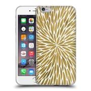 Official Cat Coquillette Mandala Burst Gold Soft Gel Case For Apple Iphone 6 Plus / 6S Plus