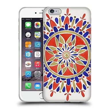 Official Cat Coquillette Mandala America Soft Gel Case For Apple Iphone 6 Plus / 6S Plus