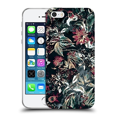 Official Riza Peker Flowers Floral X Soft Gel Case For Apple Iphone 5 / 5S / Se
