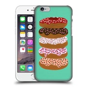 Official Cat Coquillette Sweets Stacked Donuts Mint Hard Back Case For Apple Iphone 6 / 6S