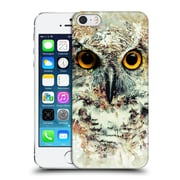 Official Riza Peker Animals Owl Ii Hard Back Case For Apple Iphone 5 / 5S / Se