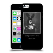 Official Ariana Grande Dangerous Woman Bunny Mask Hard Back Case For Apple Iphone 5C