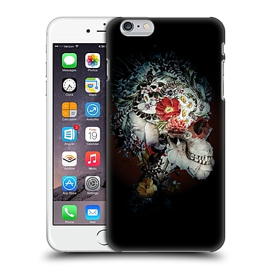 Official Riza Peker Skulls 3 Skull I Hard Back Case For Apple Iphone 6 Plus / 6S Plus